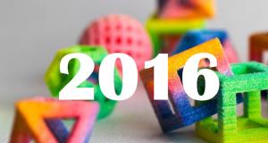 Jahresrückblick 3D-Druck