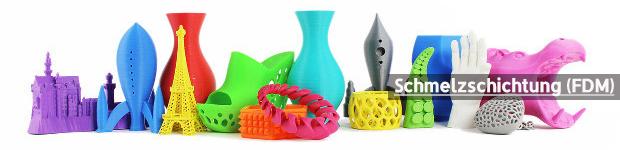 3D-Druckverfahren