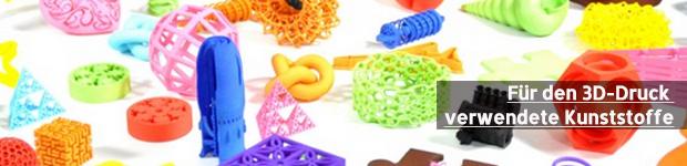 3D-Druckmaterialien