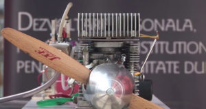 3d printed engine