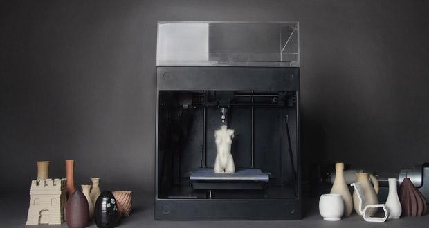 clay xyz 3d printer