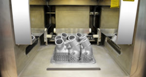 mercedes-benz 3d printed part