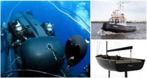 aplicaciones marítimas de la impresión 3D