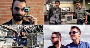 Startups de impresión 3D