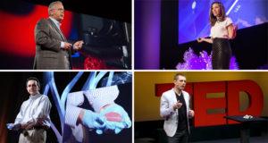 Ted Talks sobre impresión 3D