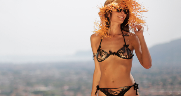 bikinis impresos en 3D