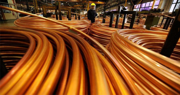 impresión 3D de cobre