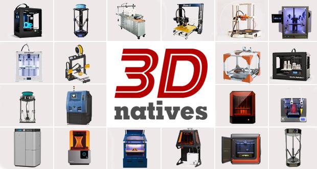 Impresoras 3D más populares