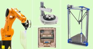 Tipos de impresoras 3D
