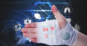 Smart bandage