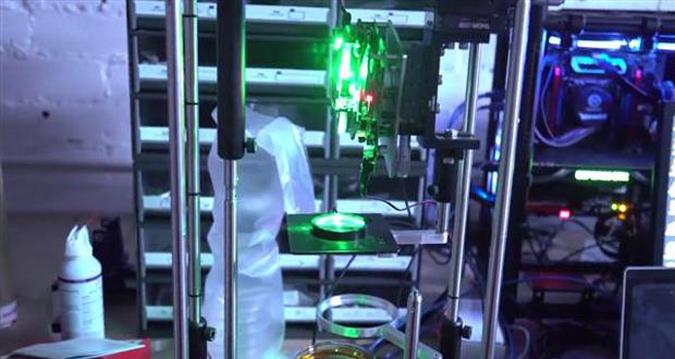 impression 3D hologramme