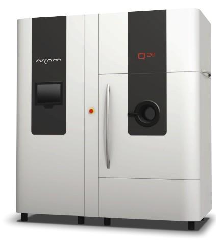 Machine Arcam Q20
