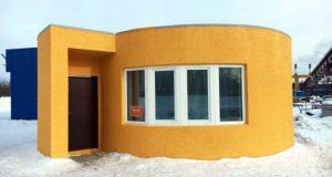 maison impression 3D