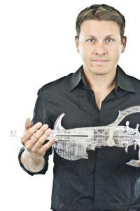 Laurent Bernadac et son 3Dvarius