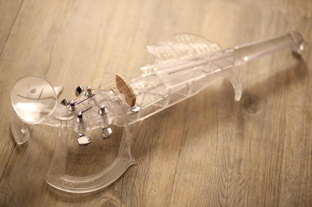 3Dvarius a été imprimé sur une imprimante 3D SLA