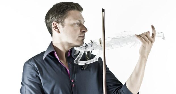 Rencontre avec le cr ateur du 3dvarius le premier violon for Createur 3d