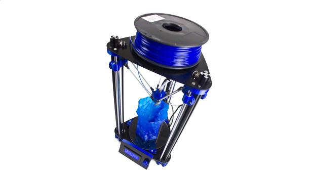 imprimantes 3D à assembler