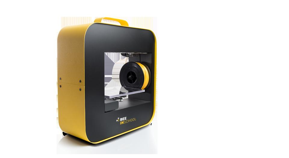 Le projet MELT sera notamment porté par le fabricant d'imprimantes 3D BeeVeryCreative