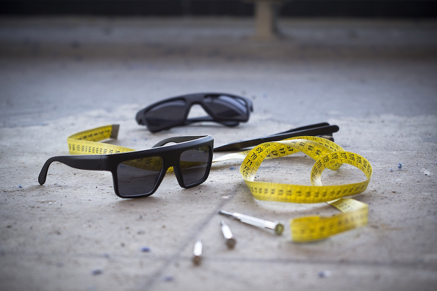 Boulton Eyewear to oprawki szyte na miarę