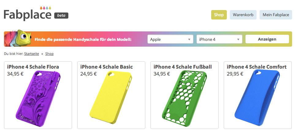 deutsche telekom se lance dans la personnalisation et l 39 impression 3d de coques pour smartphones. Black Bedroom Furniture Sets. Home Design Ideas