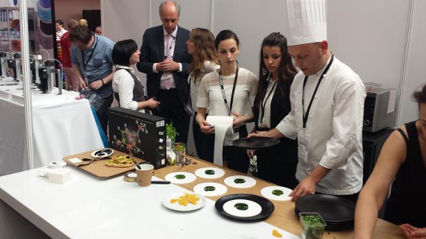 Le chef étoilé Mateo Blanch prendra les commandes fu restaurant Food Ink