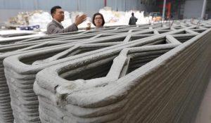 Des maisons de 200m2 imprim es en 3d pour 3 500 3dnatives for Construction de maison imprimante 3d
