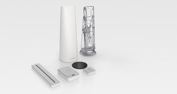 Droppler, un moniteur de consommation d'eau et ses différents modules