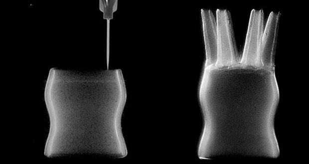 impression 3D de silicone