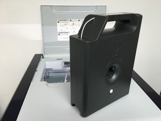 La cartouche de bobine développée par XYZprinting