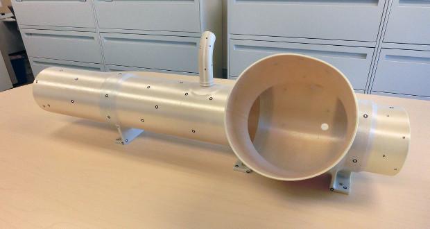 L'ULA est arrivé à réduire de 140 à seulement 16 le nombre de pièces intégrant le système de conditionnement d'air d'Atlas V