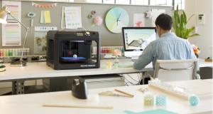 métiers de l'impression 3D