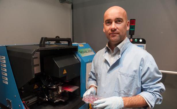 Poietis, le français de la bio-impression, vise une levée de 2 Mns € sur Wiseed - 3Dnatives