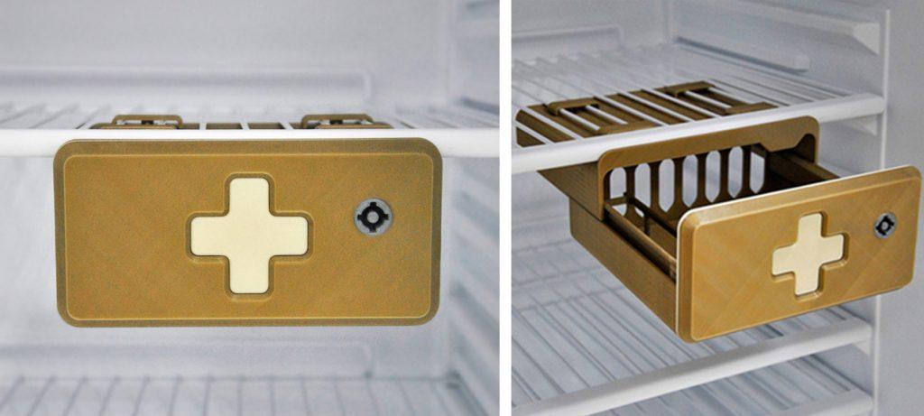 fridge secure mediacal case helder santos