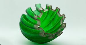 impression 3D de verre