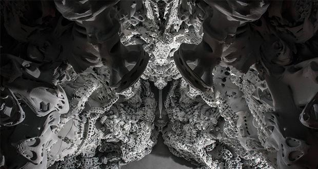 digital grotesque II