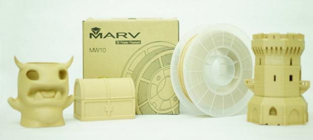 imprimante 3D Marv