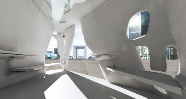 logement imprimé en 3D
