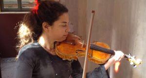 violon imprimé en 3D