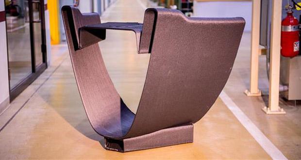 voilier imprimé en 3D