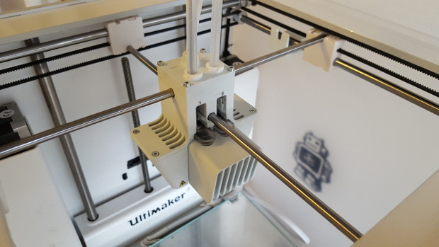 ultimaker 3 test