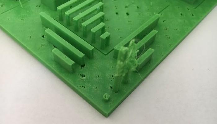 3D-Druck Fehler