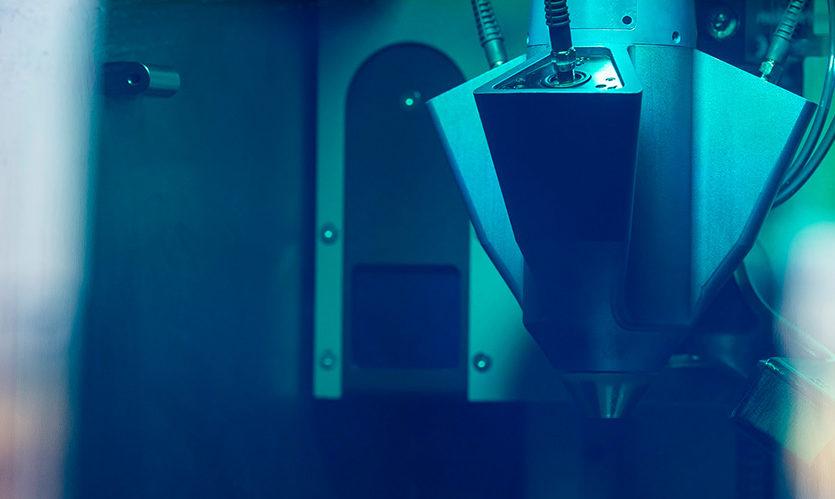 Metallfertigung in der Luft- und Raumfahrtindustrie