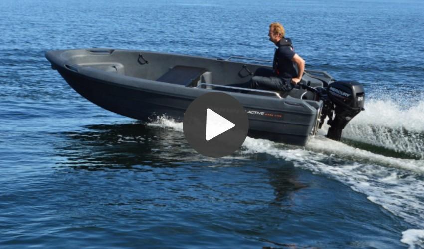 Das 3D-gedruckte Motorboot von Pioner