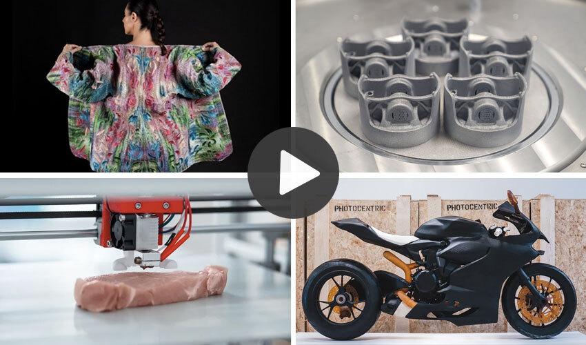 Videos 2020 additiven fertigung