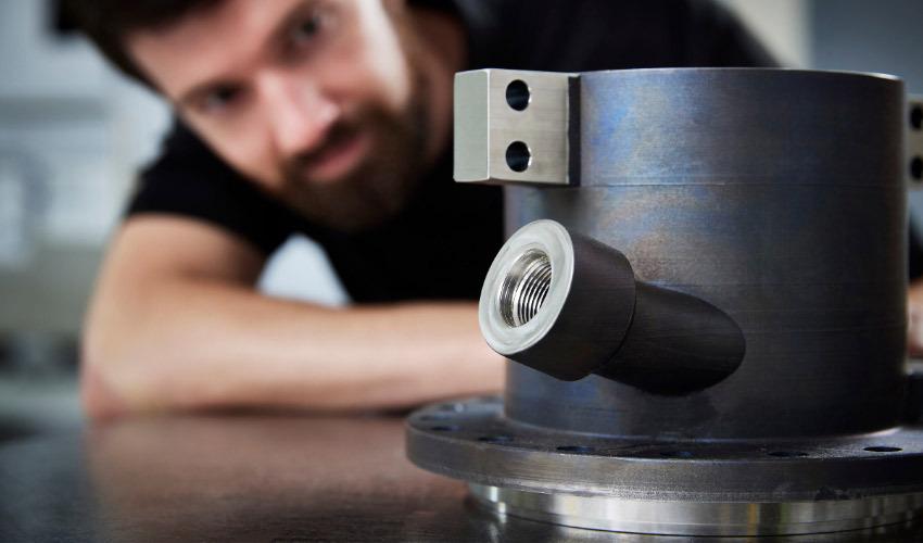 3D-Metalldruck Energiesektor