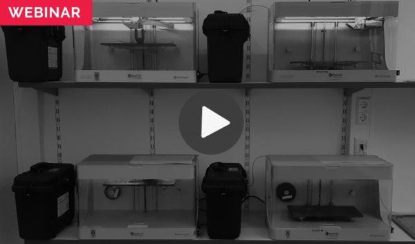 Webinar: Additive Fertigung – Vom Metallbau zur Robotertechnik bei Boehringer Ingelheim Pharma