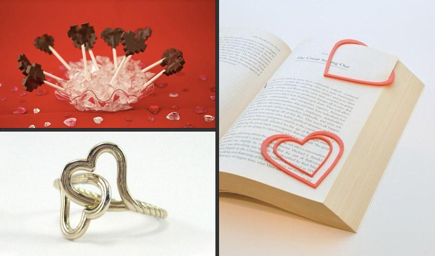 STL-Dateien Valentinstag