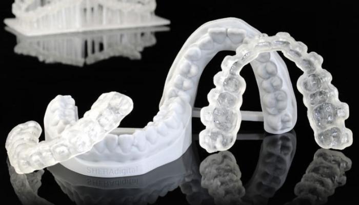 Zahschienen 3D-Druck