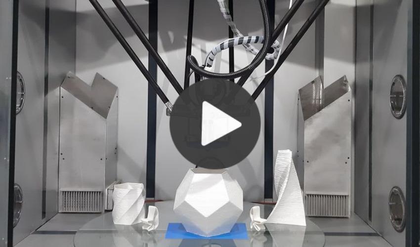 3DPXL additive Fertigung