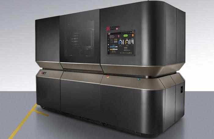3D-Drucker Material Jetting